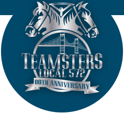 Teamsters Local 572, Carson | California Labor Union